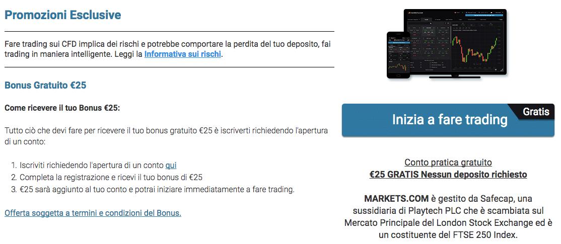 markets: bonus